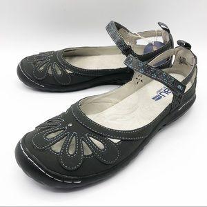 JBU by Jambu Wildflower Encore comfort sandals